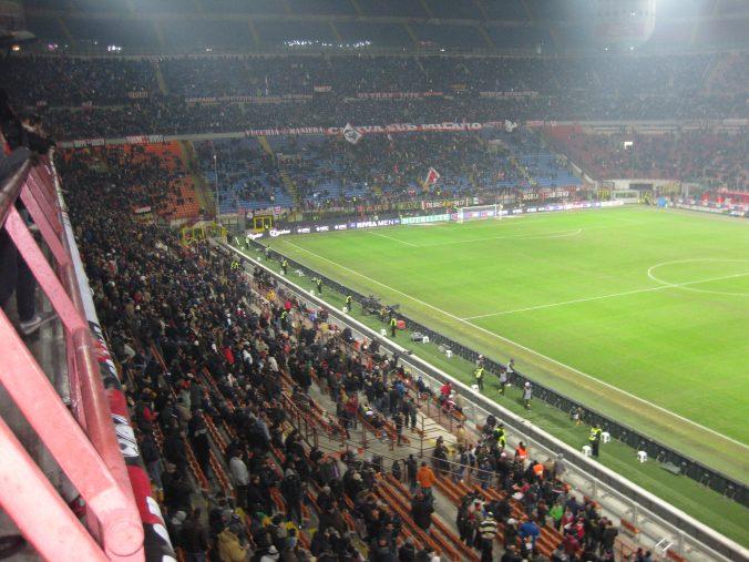 ac milan stadion