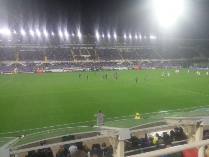 wedstrijd fiorentina bezoeken