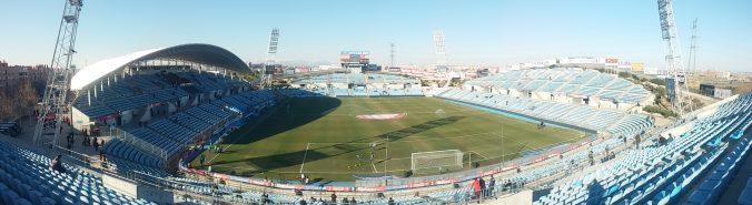Getafe stadion
