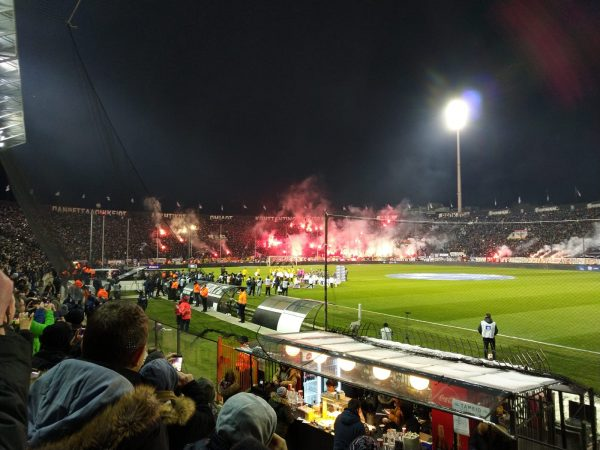 derby van thessaloniki