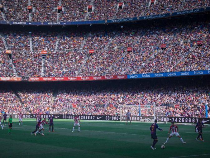 voetbaltickets spanje