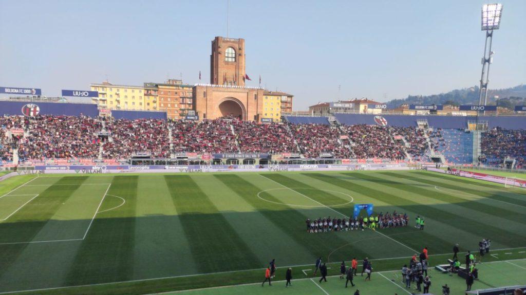 Bologna fc kaarten