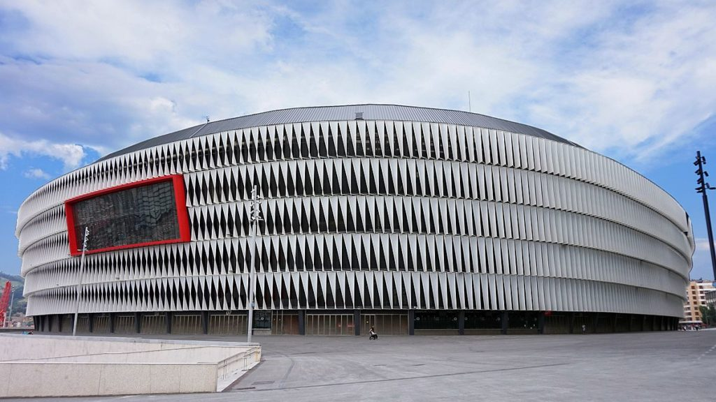 athletic bilbao stadion