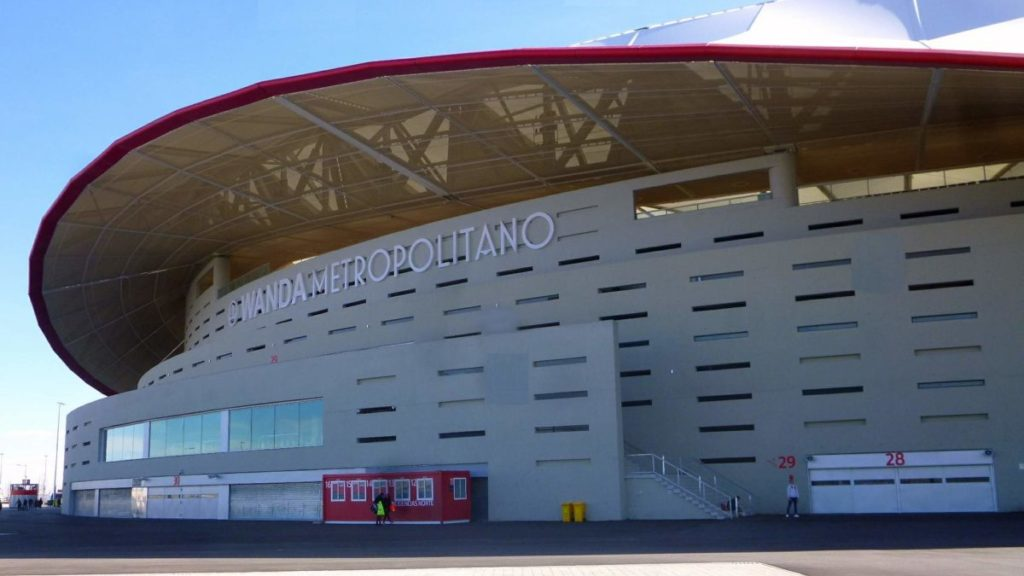 atletico madrid stadion