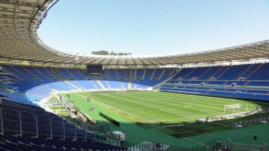 as roma stadion