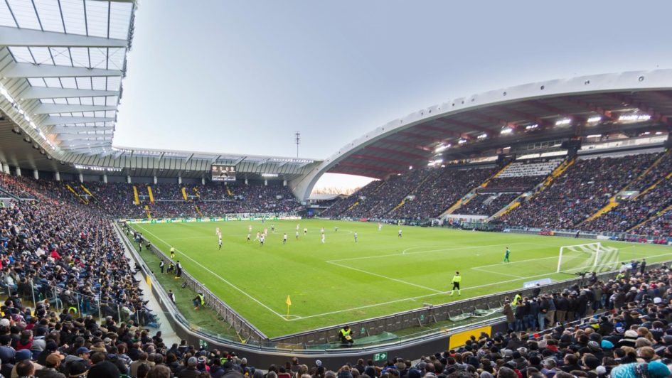 udinese tickets
