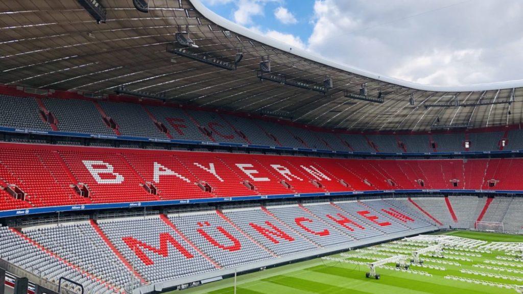 bayern munchen stadion