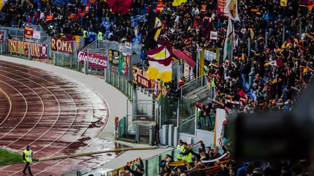 voetbalreis as roma